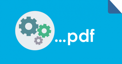 Specific PDF Tools